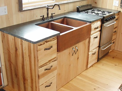 Woodworking and cabinetry